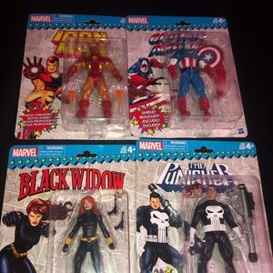 Marvel Legends Retro Series 1